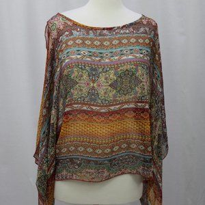 Vintage Savana Printed Top